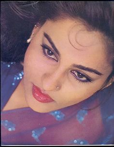 As The Most Versatile & Talented Yesteryears Actress Turns 61 Time To Go Into Fashback Mode And Revisit Her Lifetime Achievement & Contribution To Indian Cinema! Roy Khan, Reena Roy, Indian Celebrities, Actress Photos, Indian Beauty, Bollywood Actress, Indian Actresses, Beautiful Women, Glamour