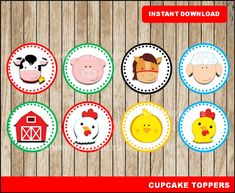 Baby quiet book 10 pages Montessori fine motor skills toys Farm Cupcake Toppers, Safari Cupcakes, Roller Skating Party, Triangle Banner, Baby Quiet Book, Water Party, Farm Birthday, Safari Party, Etsy Seller