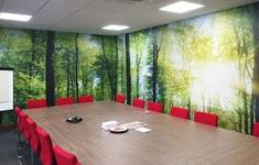 wall graphics for office - Google Search Outdoor Furniture Sets, Outdoor Decor, Conference Room, Commercial, Graphics, Curtains, Google Search, Wall, Home Decor