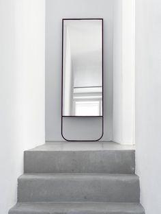 TATI Mirror by Mats Broberg & Johan Ridderstråle - love the simplicity