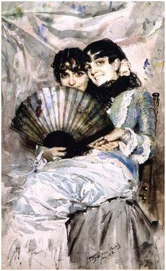 Великий художник Anders Leonard Zorn | 1860 - 1920гг. Обсуждение на LiveInternet - Российский Сервис Онлайн-Дневников