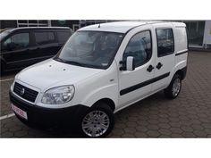 Gebrauchtwagen Angebot: Fiat Doblo Cargo JTD DPF 223.568.2 SX Panorama, € 5.490,-, Diesel, Schaltgetriebe von 07/2007 in Horneburg, 68.500 km, 62 kW