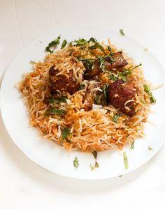 Pakistani Kofta Biryani recipe or the meatball biryani can be made with any kind…