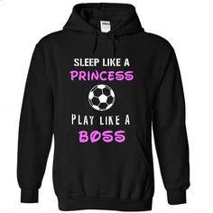Play Soccer like a boss - #pink sweatshirt #university sweatshirt. MORE INFO => https://www.sunfrog.com/Sports/Play-Soccer-like-a-boss-8693-Black-33625216-Hoodie.html?68278