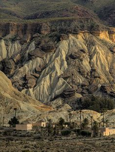 Sierra Alhamilla, Almería, Spain