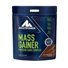 Multipower Mass Gainer 5,44kg, yüksek kalorili protein karbonhidrat tozu karışımı, kilo aldırıcı, supplement ürünüdür. Servis başına yüksek kalitede 38 gr protein ve 82 gram karbonhidrat içerir. Besin değeri oranları özellikle kas yapmak isteyen ve bodybuilding diyeti yapan kişiler için idealdir.