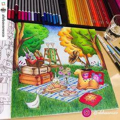Summer days #GPRepost,#reposter,#notetag @boracolorirtop via @GPRepostApp ======> @boracolorirtop:Maravilhoooso!!!! By @alebavaresco ❤️ #GPRepost,#reposter,#notetag @alebavaresco via @GPRepostApp ======> @alebavaresco:Romantic Country 3!  @casadaloise @eriy06 @prismacolor @staedtlermars  #coloredpencils #lapisdecor #arterapia #artterapy #rc3 #romanticcountry #eriy #prismacolor #prismacolorpremier #staedtler #karat #staedtlerkarat #mencoloring #alebavascolouring #boracolorirtop #lapisde...