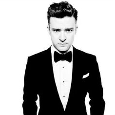 justin timberlake suit and tie. take a listen here.