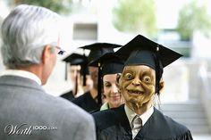 Gollum's Graduation