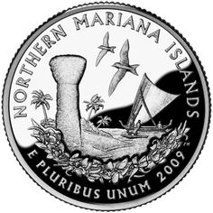 Northern Mariana Islands Territorial state quarter