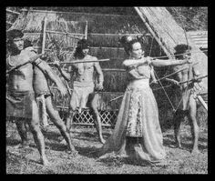 PRINCESS URDUJA- a female phil. heroine during pre spanish era