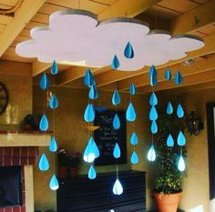 "Better idea ♡ for ""my showers"" decor!"