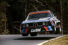 The BMW Race Car