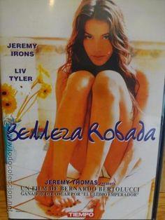 BELLEZA ROBADA. JEREMY IRONS / LIV TYLER /  DVD CALIDAD LUJO.
