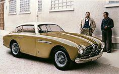 1952 Ferrari 212 Inter - Once described in a magazine as the world's most beautiful Ferrari