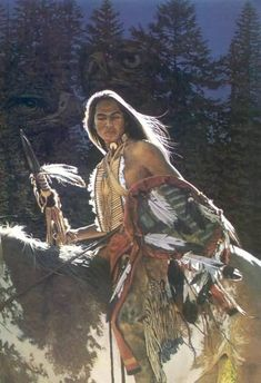 native american spirit warriors | NativeNewsToday.com