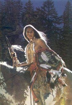 The Spirit Bride - An Algonquin Legend