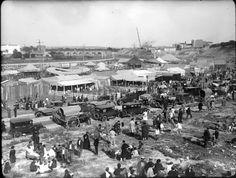 Fiesta en la Pradera de San Isidro, Mayo de 1929.