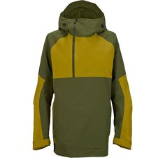 Burton AK Elevation Anorak Jacket - Womens | Burton for sale at US Outdoor Store