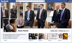 I Barack'd my Facebook Timeline, by Jason A. Howie, via Flickr