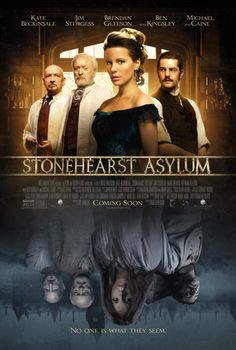Stonehurst Asylum ...fantastic. ..so we'll done, loved everything. . A must see