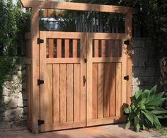 Image result for front garden gate double doors