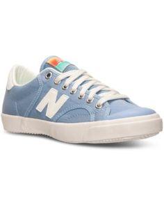 New Balance Women's Pro Court Cruisin' Casual Sneakers from Finish Line | macys.com
