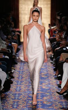 Brandon Maxwell: Best Looks From NYFW Spring 2017