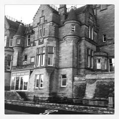 Very impressed with Kinnettles Castle @clarenco_uk today. Stunning venue inside & out by premierweddingplannersscotland