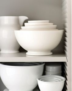 Have you ever heard of 'birds beak' Shelving Supports? This is new to me, but I do like the easy sliding for the shelves