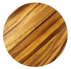 Lazy Susan Three Oak Stained Wood by CreativeDesignsDecor on Etsy