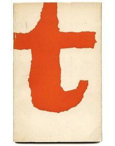 1956 Willem Sandberg EXPERIMENTA TYPOGRAFICA Dutch Avant-Garde Typographic Book