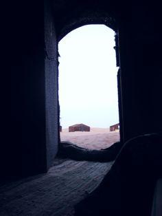 Zagora desert camping (Morocco)