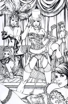 Get my collection of grimm fairy tales coloring pages and have fun coloring.Click this pin to get access now. Adult Coloring Book Pages, Printable Adult Coloring Pages, Coloring Pages To Print, Coloring Books, Drawn Art, Fairy Coloring, Grimm Fairy Tales, Sexy Drawings, Black And White Drawing