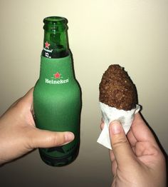 Having a great #HeinekenSummer experience. I found harmony between Heineken and my homemade Kibbeh. Thank you #Smiley360 for my free Heineken Kit. I received my kit free for testing purposes.