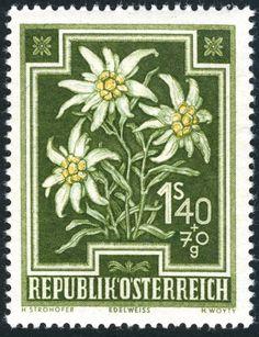 Austria 1948 series by Strohofer & Woyty