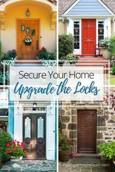 Your home is your nest, a safe place where you and your family can enjoy time together, relax and do your daily activities. However, are your home secure? Security Tips, Home Security Systems, Smart Lights, Wireless Security System, Real Estate Articles, Old Keys, Painted Trays, Home Inspection, Protecting Your Home