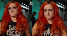 """I hope @charlottewwe Accepts @wwebeckylynch  's Challenge tonight on #RAW    #BeckyLynch #LassKicker #MaidenIreland #DeltyDiva #IrishDiva #Charlotte…"""