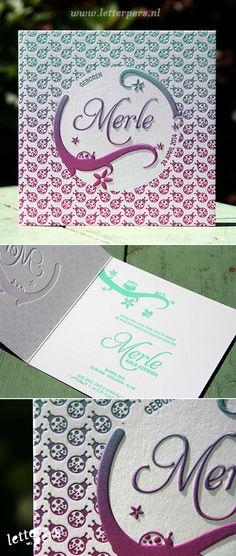 letterpers_letterpress_geboortekaartje_merle_lieveheersbeestjes_print_irisdruk_mint_mooi