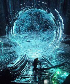 Prometheus- movie