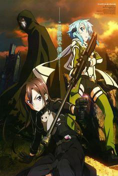 Sword Art Online : Phantom Bullet – Saison 2