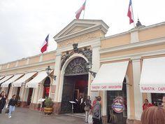 Mercado Central, Santiago - Chile                                                                                                                                                                                 Mais