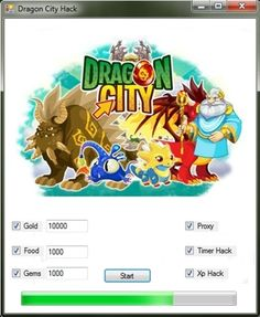 Dragon City Hack http://gamesfixer.com/dragon-city-hack/