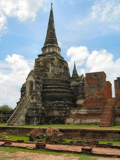 Ayutthaya, the Ancient Capital of Siam
