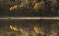 Loch Ken, out for a morning paddle on a mist Loch Ken, great light, stunning reflections. British Isles, Autumn Home, Highlands, Biking, Mists, Scotland, Wanderlust, Cold, Explore