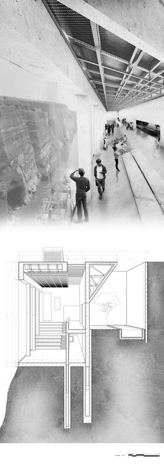 """Check out this @Behance project: """"museum of korinthos"""" https://www.behance.net/gallery/49110681/museum-of-korinthos"""