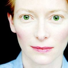 Tilda Swinton - would she make a good President Coin in the Mockingjay movies?