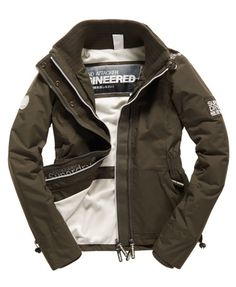 Superdry Arctic Wind Attacker Jacket