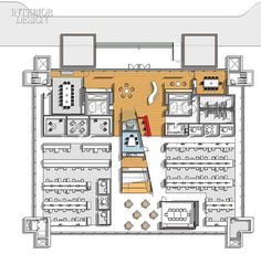 Office plan interiors Spatial Planning Giant Moves Genslers New Digs In Los Angeles Astract 16 Best Office Plan Images Command Centers Design Offices
