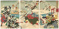 The Last Battle by Hosai Baido